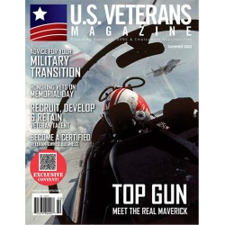 US Veterans Magazine Subscription, 8 Issues, Business magazines.com found on Bargain Bro India from Magazines for $34.00