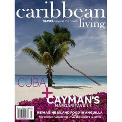 Caribbean Living Magazine Subscription, 4 Issues, Travel & Vacations magazines.com