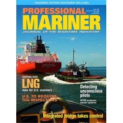 Professional Mariner Magazine Subscription, 9 Issues, Sports & Athletics magazines.com