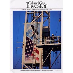 Oil and Gas Investor Magazine Subscription, 12 Issues magazines.com