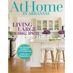 At Home in Arkansas Magazine Subscription, 11 Issues, Southeast magazines.com