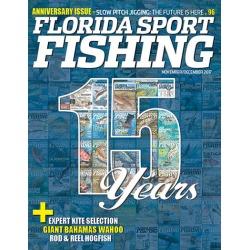 Florida Sport Fishing Magazine Subscription, 6 Issues, Hunting & Fishing magazines.com