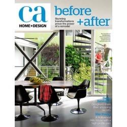 California Home & Design Magazine Subscription, 4 Issues, West magazines.com