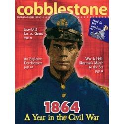 Cobblestone Magazine Subscription, 9 Issues, Elementary magazines.com