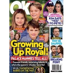OK! Magazine Subscription, 52 Issues, Celebrity magazines.com