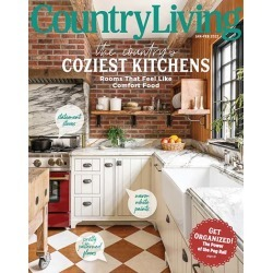 Country Living Magazine Subscription, 10 Issues, Home magazines.com