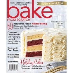 Bake From Scratch Magazine Subscription, 6 Issues, Cooking & Food magazines.com