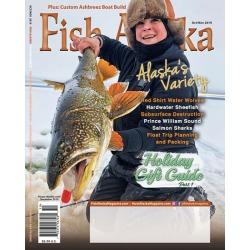 Fish Alaska Magazine Subscription, 10 Issues, Hunting & Fishing magazines.com