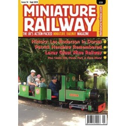 Miniature Railway Magazine Subscription, 4 Issues, Toys & Collectibles magazines.com