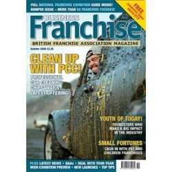 Business Franchise Magazine Subscription, 10 Issues, Business magazines.com