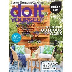 Do It Yourself Magazine Subscription, 4 Issues, Do-it-yourself magazines.com