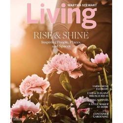 Martha Stewart Living Magazine Subscription, 10 Issues, Home magazines.com