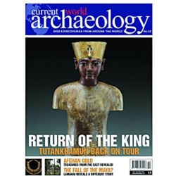 Current World Archaeology Magazine Subscription, 6 Issues, Science magazines.com