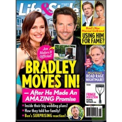 Life & Style Weekly Magazine Subscription, 52 Issues, Celebrity magazines.com
