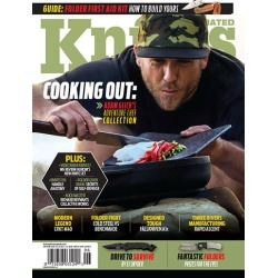 Knives Illustrated Magazine Subscription, 7 Issues, Collectibles magazines.com