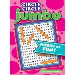 Circle Circle Jumbo Magazine Subscription, 6 Issues, Puzzles & Games magazines.com