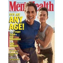 Men's Health Magazine Subscription, 10 Issues, Fitness magazines.com