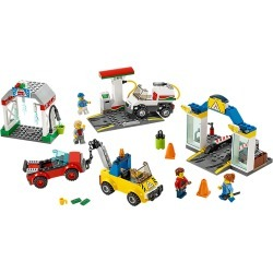 Garage Center found on Bargain Bro India from The Lego Store US for $49.99