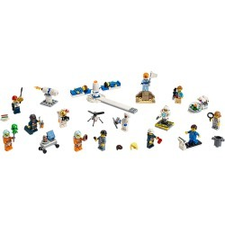 People Pack - Space Research and Development found on Bargain Bro India from The Lego Store US for $39.99