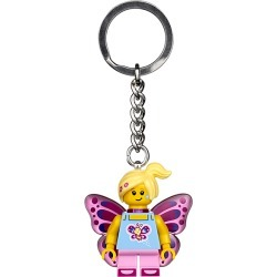 Butterfly Girl Keyring found on Bargain Bro UK from Lego Shop UK