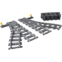 Switch Tracks found on Bargain Bro India from The Lego Store US for $15.99