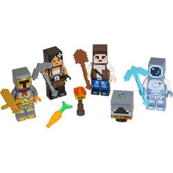 """LEGO Minecraft"""" Skin Pack 2"""