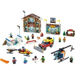 Ski Resort found on Bargain Bro India from The Lego Store US for $89.99