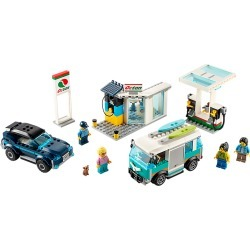 Service Station found on Bargain Bro India from The Lego Store US for $49.99