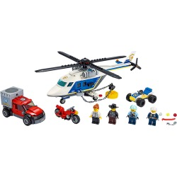 Police Helicopter Chase found on Bargain Bro India from The Lego Store US for $39.99