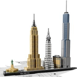 New York City found on Bargain Bro India from The Lego Store US for $59.99