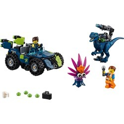 Rex's Rex-treme Offroader! found on Bargain Bro UK from Lego Shop UK