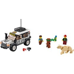 Safari Off-Roader found on Bargain Bro India from The Lego Store US for $19.99