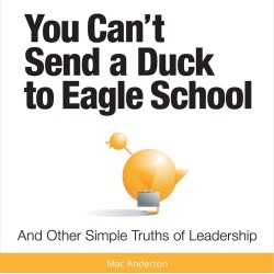 You Can't Send a Duck to Eagle School found on Bargain Bro Philippines from franklinplanner.com for $15.95