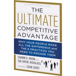 The Ultimate Competitve Advantage Hardcover found on Bargain Bro Philippines from franklinplanner.com for $29.95