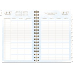 Classic Simplicity For Moms Weekly Wire-Bound Planner - Jan 2021 - Dec 2021 found on Bargain Bro Philippines from franklinplanner.com for $38.95