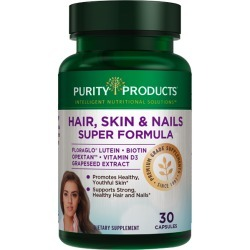 Hair, Skin & Nails Super Formula found on MODAPINS from purityproducts.com for USD $19.95
