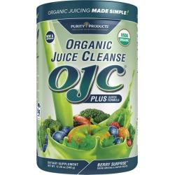 Certified Organic Juice Cleanse - OJC� Plus - Berry Surprise