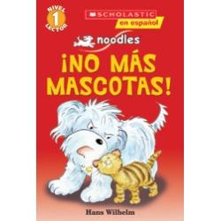 Noodles: ¡No Más Mascotas!