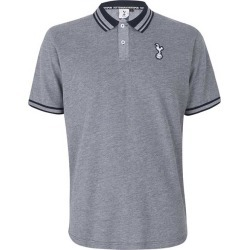 GRY/NVY 3XL STRIPE COLLAR POLO found on Bargain Bro UK from shop.tottenhamhotspur.com