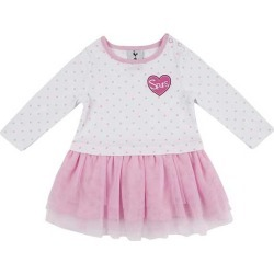 WHT/PNK 12/18M TUTU LS DRESS found on Bargain Bro UK from shop.tottenhamhotspur.com