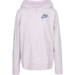 PINK XLG NK GIRLS AIR F/ZIP HOODIE 2018/19
