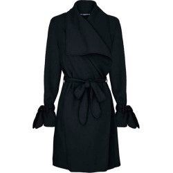 Belted Wrap Trench Coat found on MODAPINS from shop bazaar for USD $240.00