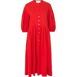 India Dress in Red