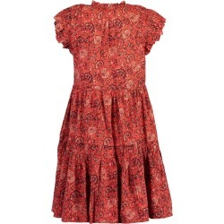 Poppy Hana Floral Dress found on MODAPINS from shop bazaar for USD $395.00
