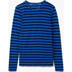 Stripe Long Sleeve T-shirt found on MODAPINS from shop bazaar for USD $350.00