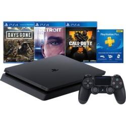 PlayStation 4 Hits Bundle 1TB HDMI com 3 Jogos, Sony