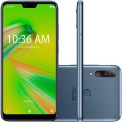 Smartphone Asus Zenfone Max Shot, 4G 64GB Octa Core Câmera Tripla Tela 6.2