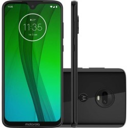 Smartphone Motorola Moto G7 XT1962, Android 9.0 64GB Câmera Traseira Dupla 12MP+5MP Tela 6.2