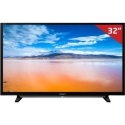 "Smart TV LED 32"" Sony 32W655D/Z, HD HDMI USB com X-Reality Pro e Wi-Fi Integrado"