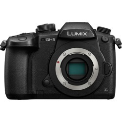 LUMIX G Interchangeable lens camera with 4K video capability + 6K photo (body only)